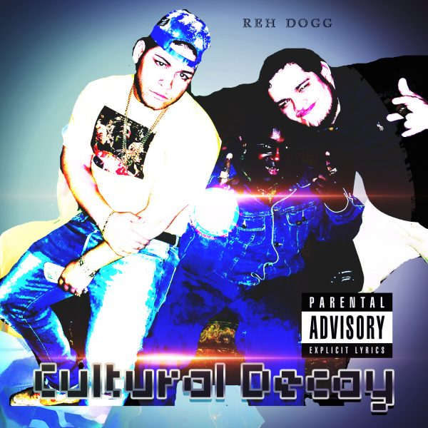 Cultural decay album cover